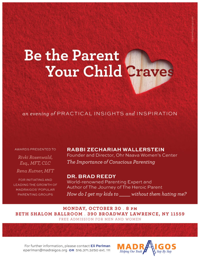 Parenting Event Oct 30